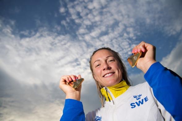 Två svenska EM-guld efter två dagars tävlingar i Glasgow
