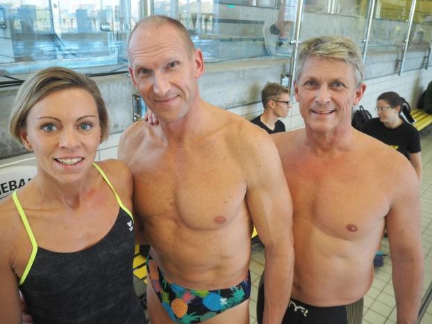 Anna Lena Wilhelmsson, MKK, Håkan Persson och Bengt Olsson Täby