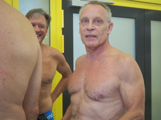 Lasse Ekdahl - Masterstränare (och simmare) från Västerås