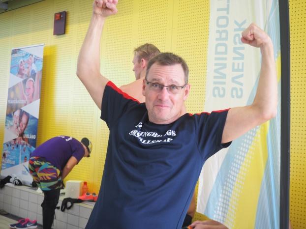 Robert Jakubek, Helsingborg. Han skall hem och träna starter efter NM - har han lovat!