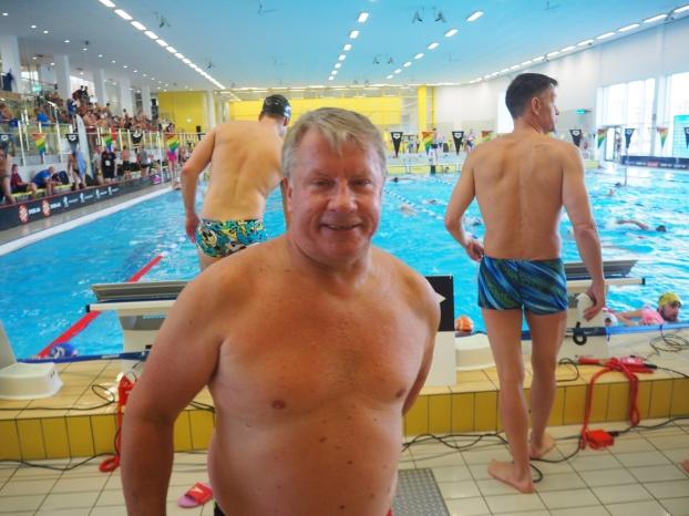 Anders Berlin från SK Neptun
