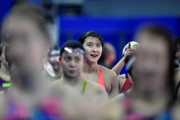 Katinka Hosszu vann 200m medley