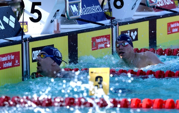 Herrarnas PARA-final vanns dubbelt av Säffle