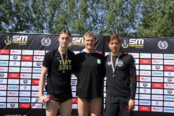 400m medley herrar