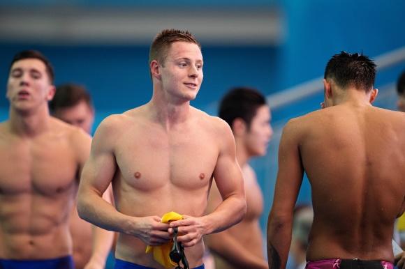 Erik Persson kvalade vidare som trea till dagens semifinal på 200m bröstsim herrar