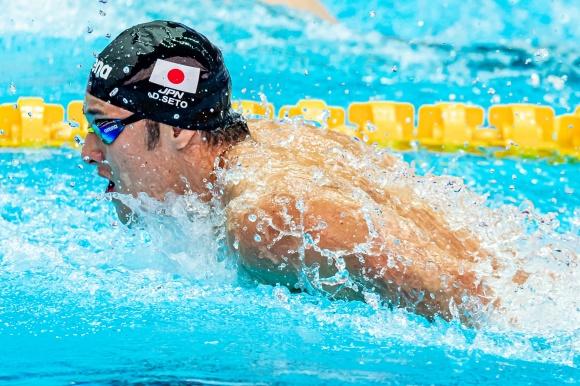 Daiya Seto vann 400m medley