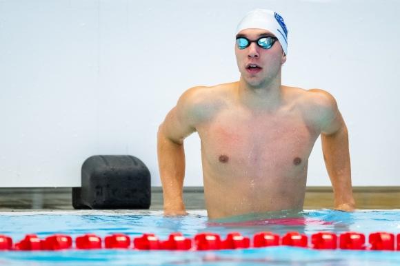Robin Hanson svensk juniormästare 200m fritt