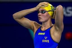 Klara Thormalm - första svenska finalist ut på EM