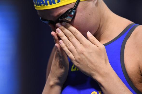 Alma Thormalm - snabbast av svenskorna på 50m fritt