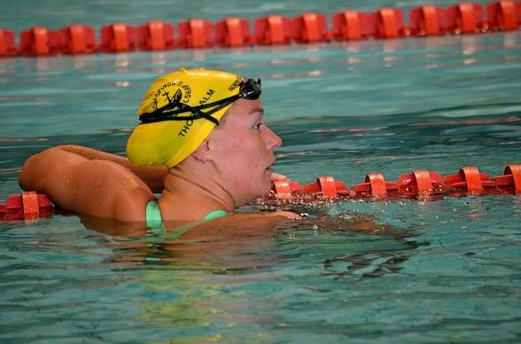Alma Thormalm i Jönköping noterade 57.27 i Jönköping (dock inte snabbast där)
