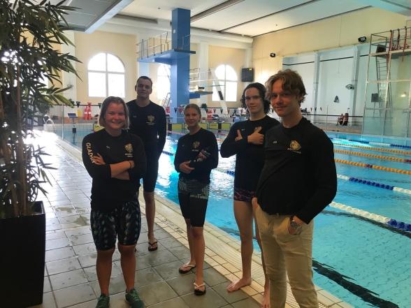 Karlskrona simmar i sin inne-25:a