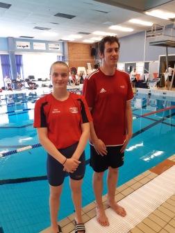 Lite extra uppmärksamhet får Andreas Nord som slog ett nytt Svenskt rekord på 400 medley för Parasimmare i klassen S14 och Clara Johansson som simmade in på nytt klubbrekord på 50 och 100 fjärilsim.