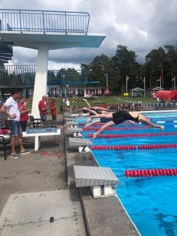 I Ljungby simmade man i ute-50ian