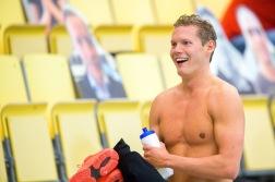 Adam Paulsson simmar 400m medley avslutningsdagen på EM