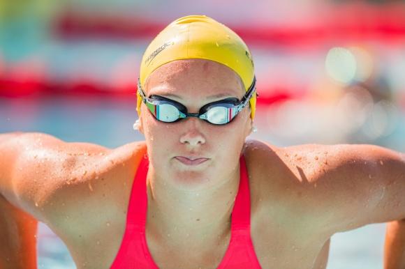 Hanna Eriksson snabbast av alla på 4x200m fritt