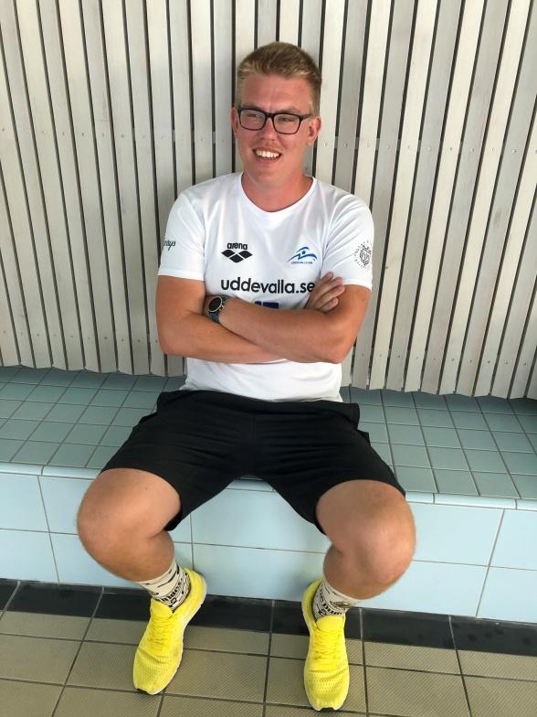 Uddevallatränaren Adam Schöön
