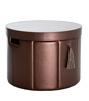 Hat box - Hat box - Small - Bronze