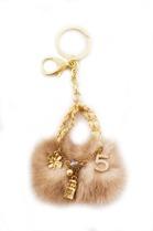 Charms - No 5, fur bag
