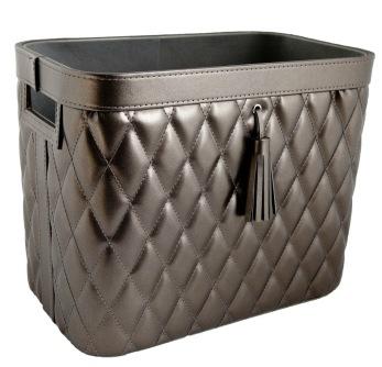Storage Basket - Storage basket - Metallic