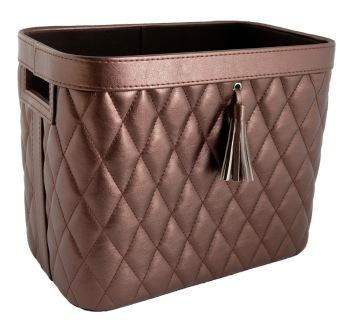 Storage basket - Storage basket - Copper