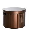 Hat Box - Hat Box - Small - Copper