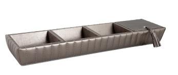Accessory Tray - Accessory tray - Metallic