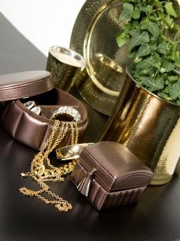 Set/2 Jew Boxes Bronze -