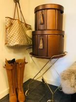 Hat Boxes Tassle Collection mässprover