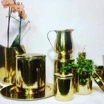 Water Pitcher Brass
