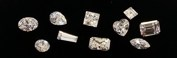 Cubic Zirkon är idag den absolut vanligaste och bästa imitationen för diamant.