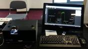 GemmoFTIR, en Fourier Transform Infrared spektrometer tillverkad och anpassad för gemmologiska ändamål.