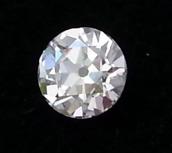 Old european cut, föregångaren till den idag dominerande briljantslipningen hos diamanter.