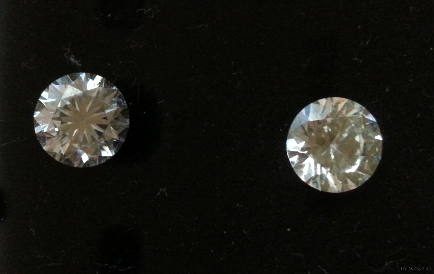 diamant värdering stockholm