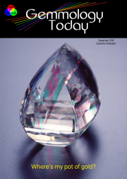 Gemmology Today September 2018
