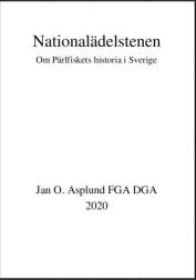 """För den som är intresserad av pärlfiskets historia i Sverige rekommenderas boken """"Nationalädelstenen - om pärlfiskets historia i Sverige"""" vilken bör gå att låna via ditt bibliotek."""