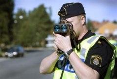Autosafe fortkörningsförsäkring gäller både vid polisens hastighetskontroller och automatiska fartkameror
