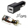 GPS tracker för cigguttag