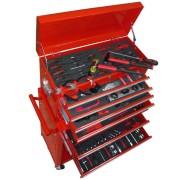 Verktygsvagn med verktyg 7 lager