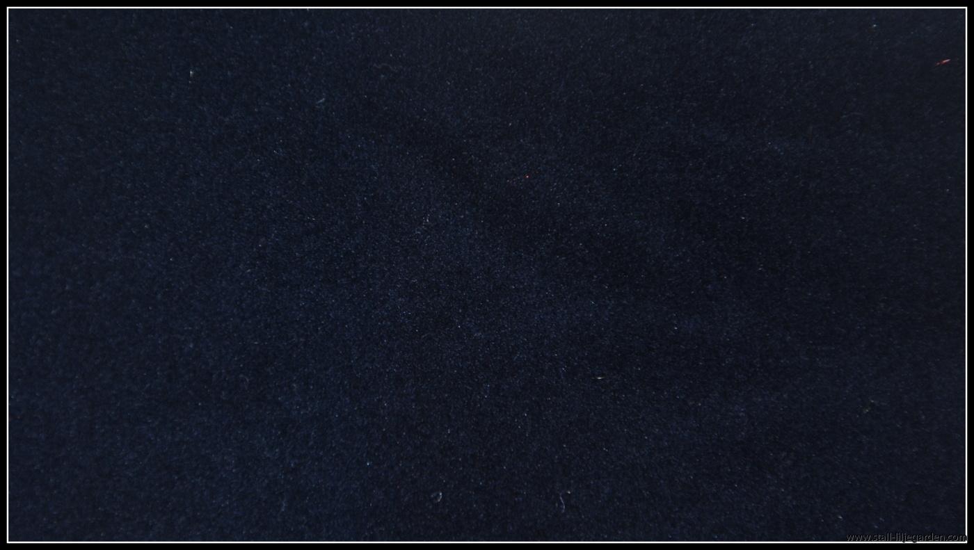 Mörkblå