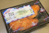 Kycklingfilé grillad