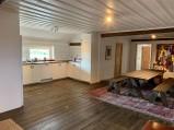 Loftet kök och matplats