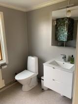 Lilla huset badrum
