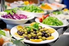 Vällagad vegetarisk mat