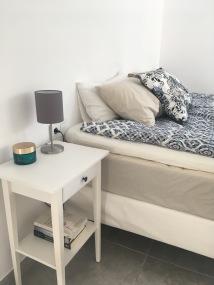Fräscha, harmoniska sovrum
