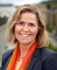 Anneli Egestam. Foto Anna von Brömssen
