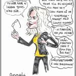 Anneli Egestams karikatyr C Kommundagar 2018