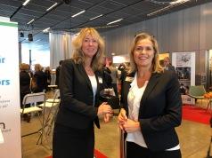 Kort samtal med Vesna Jovic, VD för SKL, på Offentlig Chef tillsammans med Ekan Management