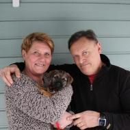 Meja med familj Andersson