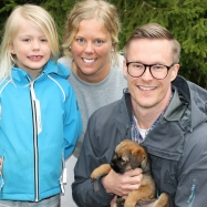 Snubben med fam Gillgren-Gunnarsson
