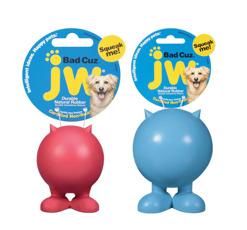 Jw-gummiboll arg med pip få fötter
